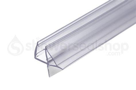 glass shower door hinge gasket show door seal glass shower door seal plastic