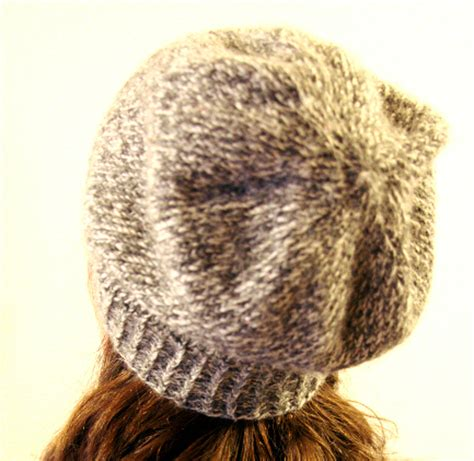 easy knit beanie easy slouchy unisex beanie think crafts by createforless