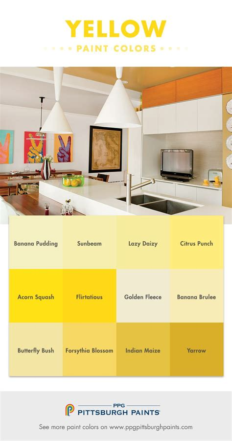 paint colors pittsburgh yellow paint color advice from ppg pittsburgh paints