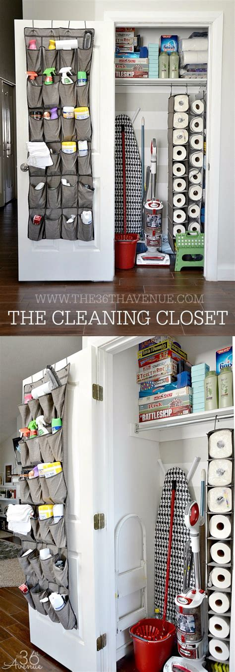 cleaning closet ideas 31 best diy organizing ideas for the new year page 3 of