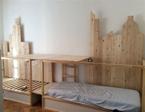 ikea hack bed ikea kura hack bunk bed mommo design