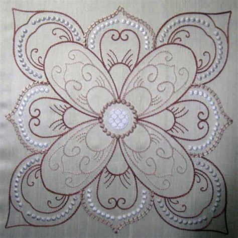 machine patterns free 25 best ideas about machine embroidery quilts on