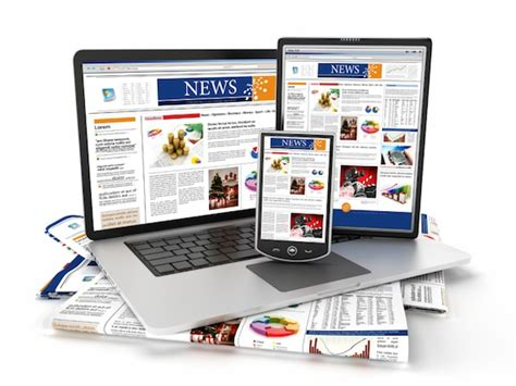 digital publishing digital is the only strategy to save news outlets