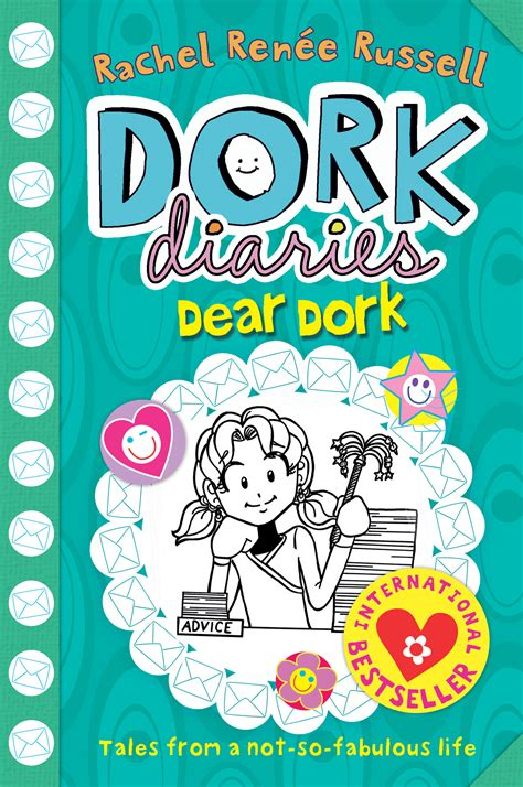 pictures of dork diaries books dork diaries dear dork book by renee