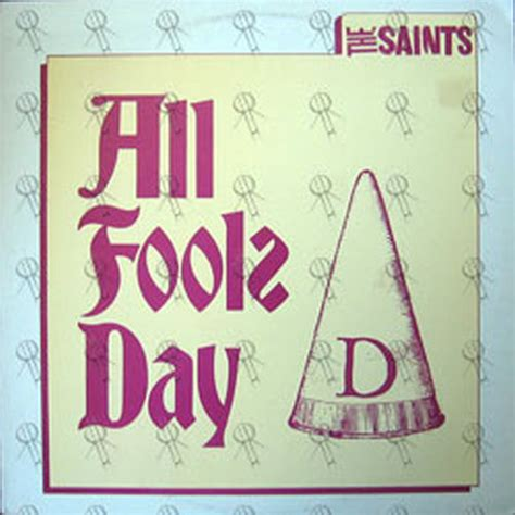 12 days of rubber sts saints the all fools day 12 inch lp vinyl