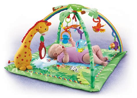 shop for fisher price rainforest melodies lights deluxe