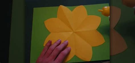 how to make a flower pop up card how to make a flower pop up card 171 papercraft