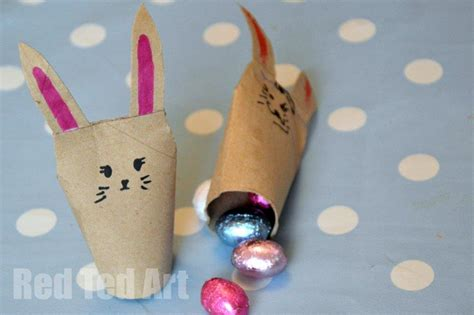 toilet paper easter bunny craft 15 best photos of toilet paper roll crafts easter easter
