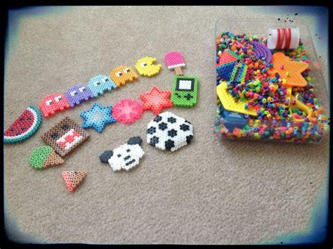 fuse bead creations perler bead creations espa 241 ol