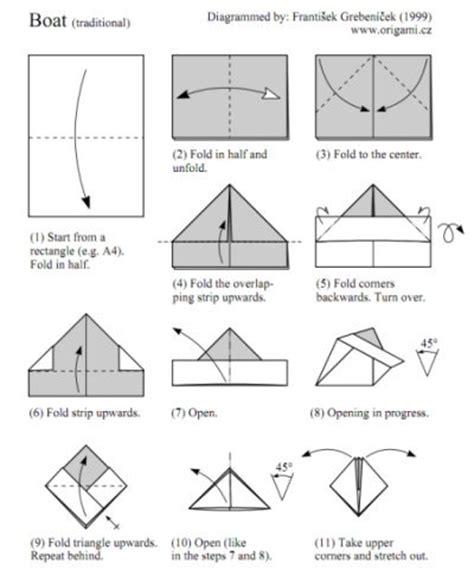 5 Free Origami Diagrams And Websites