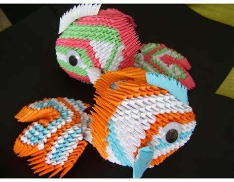 3d origami fish 3d origami koi fish 3 3d origami d