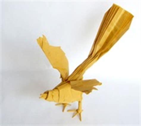origami mockingbird origami tanteidan magazine 107 book review gilad s