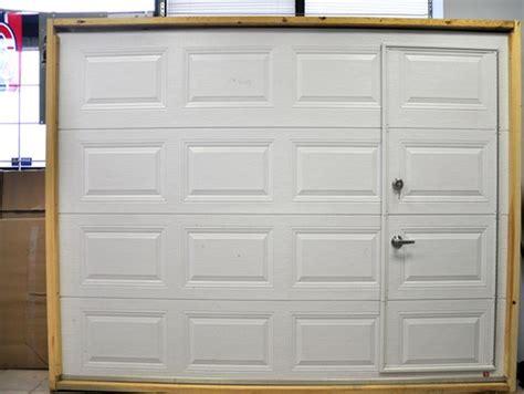 garage door with pedestrian door access garage door smalltowndjs