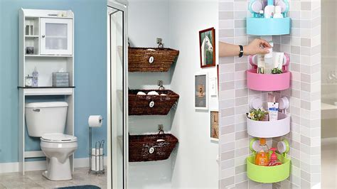 Bathroom Storage Ideas by 50 Bathroom Storage Ideas Mess Trimming Adorn Your