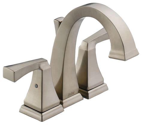 delta bathroom fixtures delta dryden mini widespread faucet contemporary
