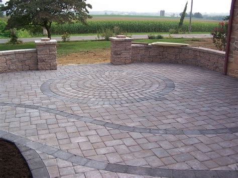 patios with pavers pictures for willow gates landscaping pavers in mohnton