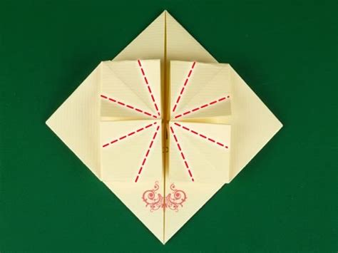 origami notes how to make origami notes step by step