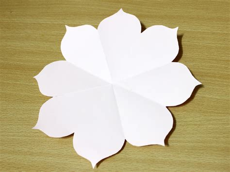 difference between origami and kirigami how to create a kirigami flower 7 steps with pictures