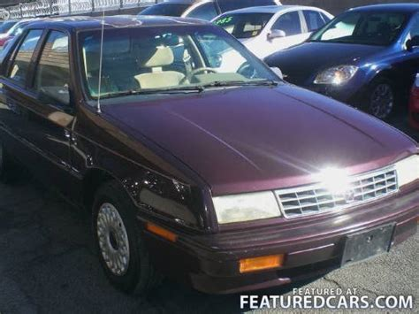 manual cars for sale 1994 plymouth sundance transmission control 1994 plymouth sundance las vegas nv used cars for sale featuredcars com