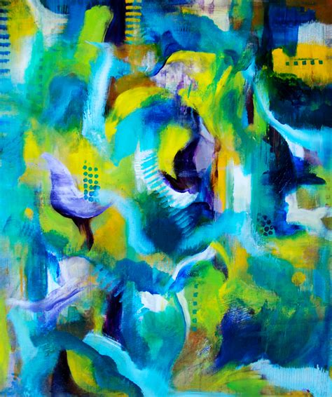 acrylic paint gallery easy abstract painting ideas for beginners studio