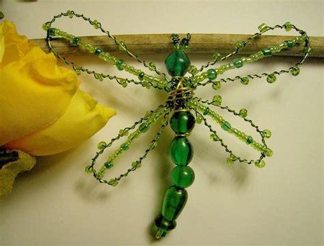 bead bug beaded bugs bead bug dragonfly beading