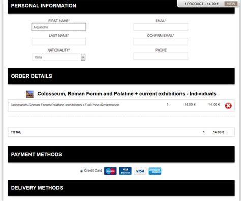 entradas coliseo romano online comprar entradas para el coliseo en roma en el 2018