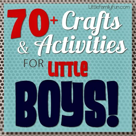 craft for boys family crafts activities for boys