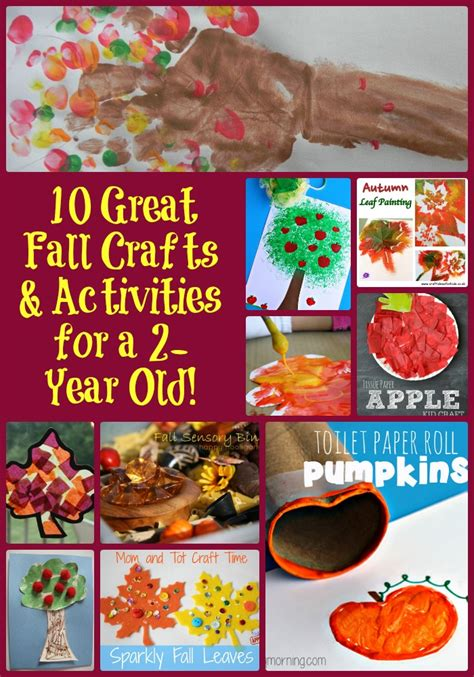 craft projects for 10 year olds 10 great fall crafts activities for a 2 year