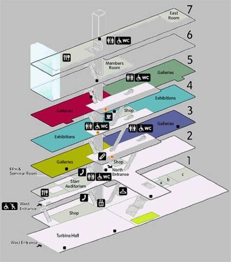 Tate Modern Floor Plan pinterest the world s catalog of ideas