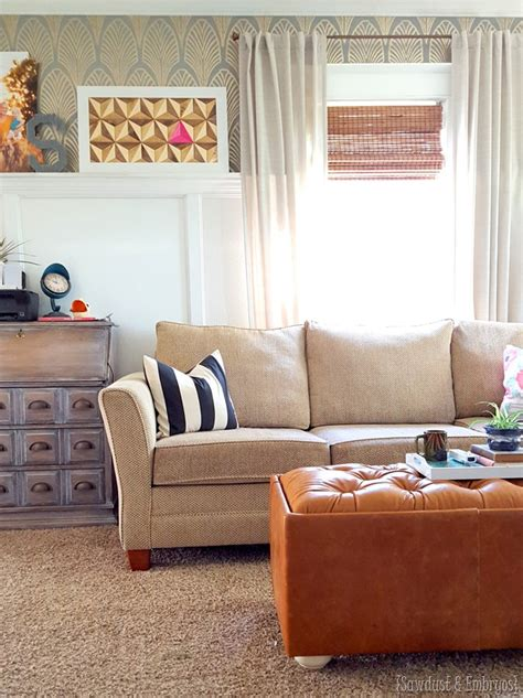 diy tufted storage ottoman upholstered ottoman tufting reality daydream
