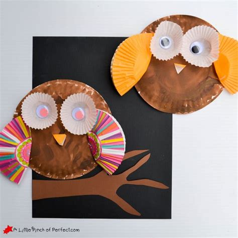 owl paper plate craft best 25 mayflower crafts ideas on