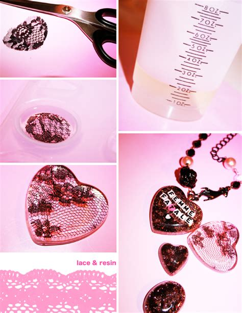 how to make resin jewelry with pictures resin pendant tutorial diycute