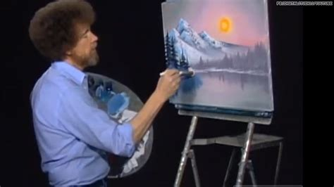 bob ross painting asmr asmr 101 a brief introduction blink pixel blink