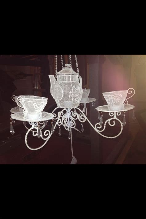 teapot chandelier 124 best teapot candles holders images on