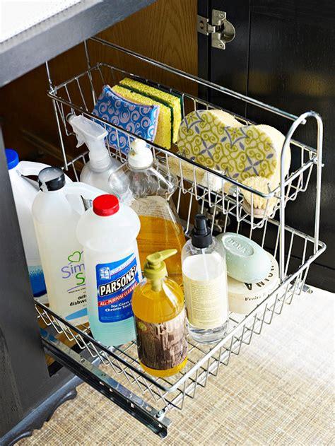 the kitchen sink organization bhg style spotters