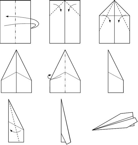 simple origami airplane 25 best ideas about paper planes on paper