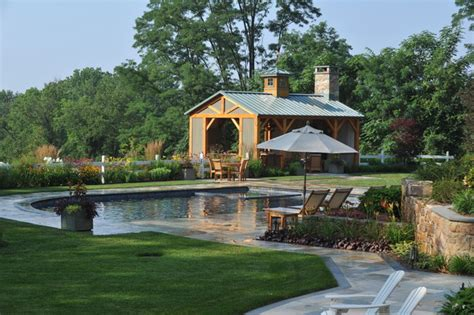 Chic Home Design Llc New York gladstone nj farmhouse pool new york by edward