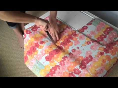 how to decoupage with wrapping paper how to decoupage dresser tutorial