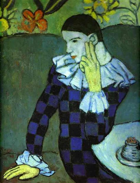 picasso paintings during the blue period beautiful day blue period a snap a set and a song