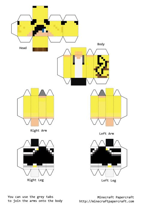 paper craft for boys papercraft pikachu boy
