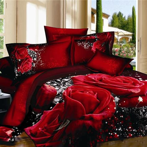 comforter sets with sheets unique flower painting duvet quilt cover king 3d