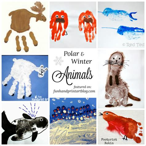 winter animal crafts for farm animals farms and cow on