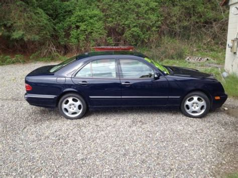 2001 Mercedes E430 by Purchase Used 2001 Mercedes E430 Special Edition