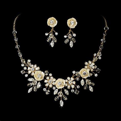 swarovski crystals for jewelry beautiful silver or gold swarovski bridal jewelry
