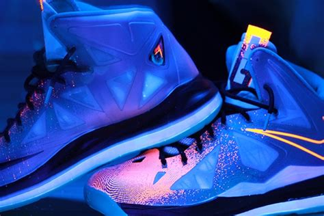 glow in the painting mississauga black light sneaker shoot on behance