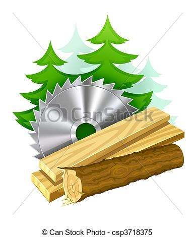 woodworking clip free clipart vector of icon for woodworking industry