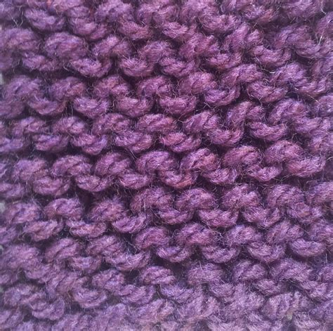 garter stitch in knitting garter stitch stitch n purl