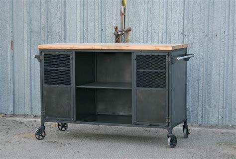 industrial kitchen island industrial bar cart modern kitchen island combine 9