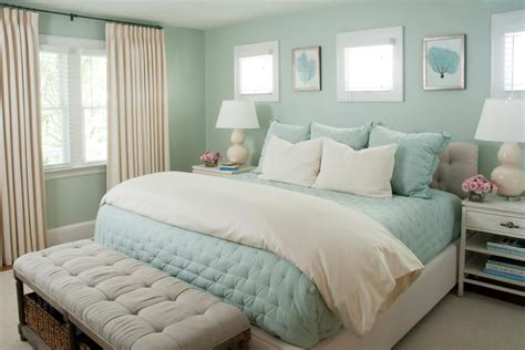 seafoam bedroom hgtv this dreamy coastal bedroom with seafoam green