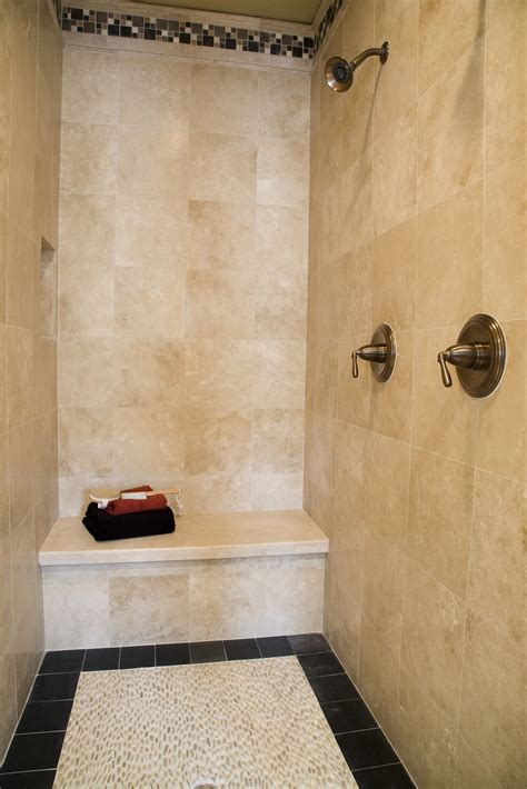 Walk In Shower Kits With Seat by Barrier Free Shower